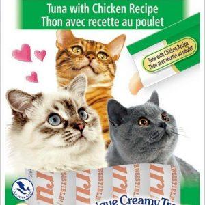 צ'ורו אינאבה חטיף נוזלי לחתול טונה ועוף 56 גרםChuru Inaba Liquid Cat Treat Tuna # Chicken 56 g
