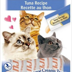 צ'ורו אינאבה חטיף נוזלי לחתול טונה 56 גרםChuru Inaba Liquid Cat Treat Tuna 56 g