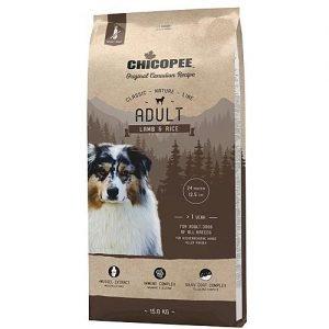 מזון לכלבים צ'יקופי / Chicopee בוגר כבש ואורז