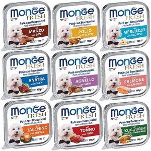 מעדן מונג' פרש 32 יחידות לכלב