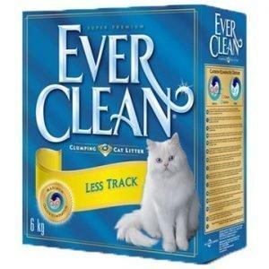 אוור קלין חול למניעת עקבות 10 ליטר Ever Clean Low Track Litter