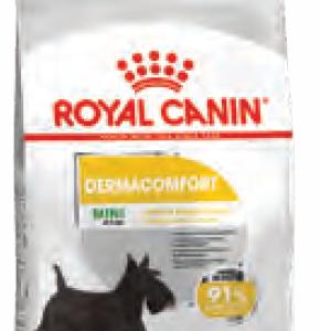 מזון לכלבים רויאל קנין מיני דרמה קומפורט 3 קיג