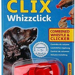 משרוקית אילוף + קליקר לכלבים ANIMALS