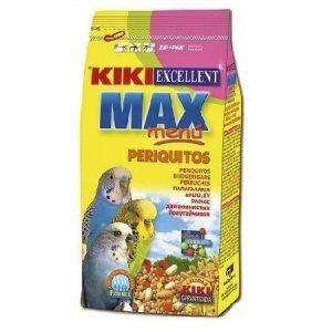 """קיקי מזון לתוכון 1 ק""""ג Kiki Periquitos"""