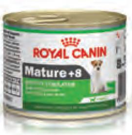 מזון רטוב  לכלבים מבוגרים מגזע קטן 195 גרם