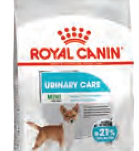 Urinary Care מזון יבש מיני כלבים