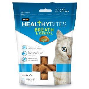 חטיף לחתולים דנטלי למניעה והסרה של אבנית 65 גרם