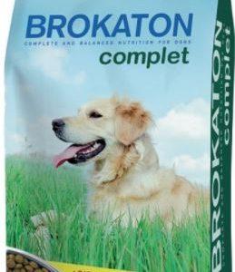 """ברוקטון קומפלט לכלבים 20 ק""""ג Brokaton"""