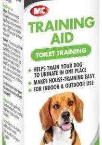 """נוזל אילוף לעשיית צרכים לכלב  בנפח 60 מ""""ל"""