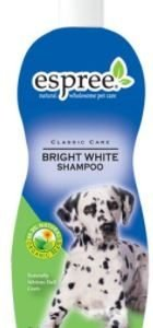 """שמפו לכלב עם פרווה לבנה אספריי -ESPREE בנפח 590 מ""""ל"""