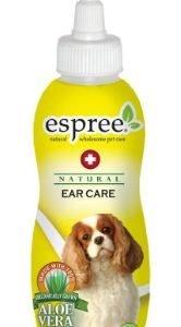 """תמיסה לניקוי אוזניים לכלב אספריי – ESPREE בנפח 118 מ""""ל"""