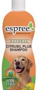 """שמפו לכלב נגד פרעושים וקרציות הדרים אספריי – ESPREE בנפח 355 מ""""ל"""