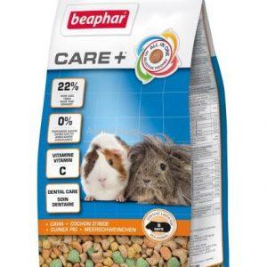 """מזון כופתיות לשרקנים ביהפר – 1.5 ק""""ג Beaphar Care Plus"""