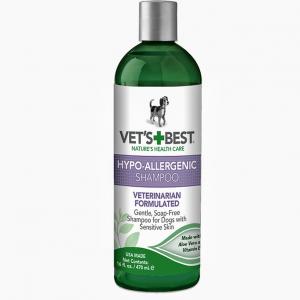 Vet's Best Hypo-Allergenic שמפו היפו אלרגני ווטס בסט
