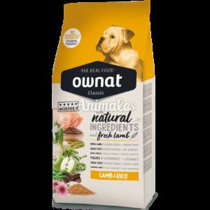 מזון לכלבים אוונט קלאסיק כבש Qwnat Classic
