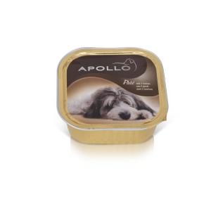 מעדן לכלב אפולו 5 סוגי בשר 300 גרם
