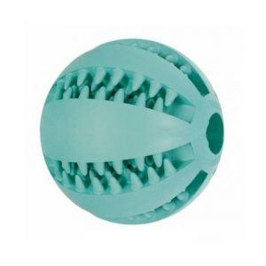 משחק כדור דנטלי לכלב Trixie Dental Mintfresh Ball