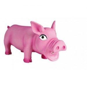 צעצוע לכלב חזיר מצפצף Pig For Dog