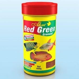"""מזון מגורען מיקס אדום ירוק 250 מ""""לRed Green Granulat"""
